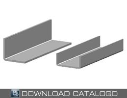 Catalogo Profilati In Ferro.Alessandrini Profilati Profilati Metallici Serrande
